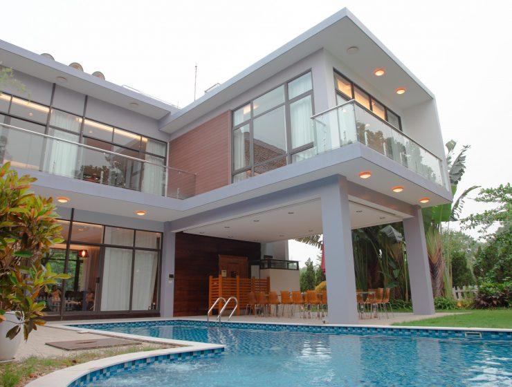 Kênh đặt phòng Villa Resort-homestay